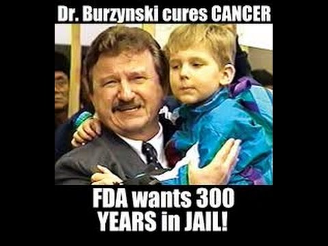 "Dr. Burzsynski - ""Cancer is Serious Business"" Part 1"