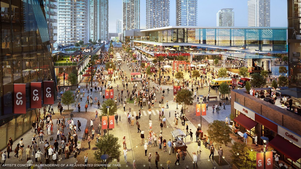 New Arena City To Pay For Half Of Costs In Proposed Deal Calgary Herald
