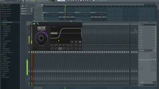 FL Studio 12: How to automate and MIDI trigger Kickstart by Nicky Romero (Sidechain VST)
