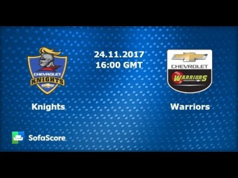 CSA Ram Slam T20 24Nov2017_Knights v Warriors 12th Match Prediction