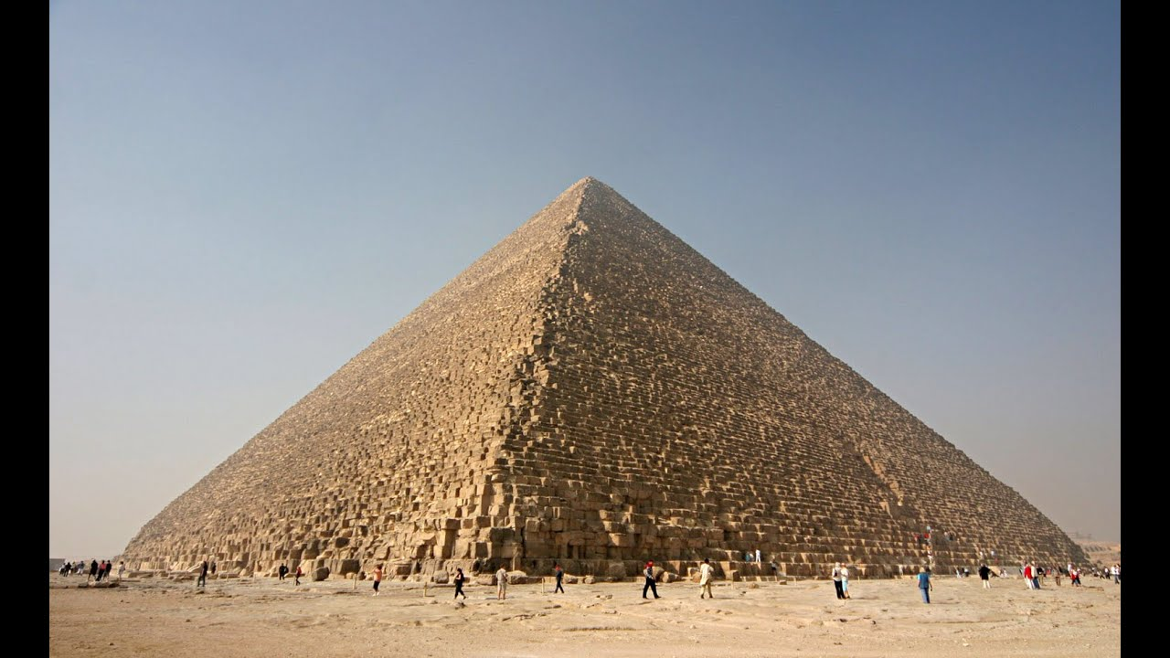 Where Is The Great Pyramid Of Giza Located Google Earth Map YouTube - Map of egypt pyramid locations