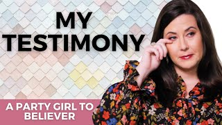 MY TESTIMONY | HOW I MET JESUS & BECAME A CHRISTIAN ✝️