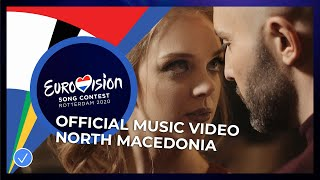 Vasil - YOU - North Macedonia 🇲🇰 - Official Music Video - Eurovision 2020