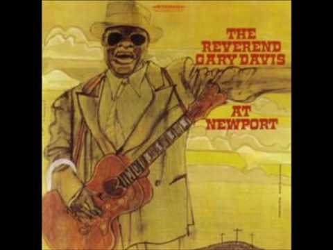Reverend Gary Davis - Live at Newport (Full Album)