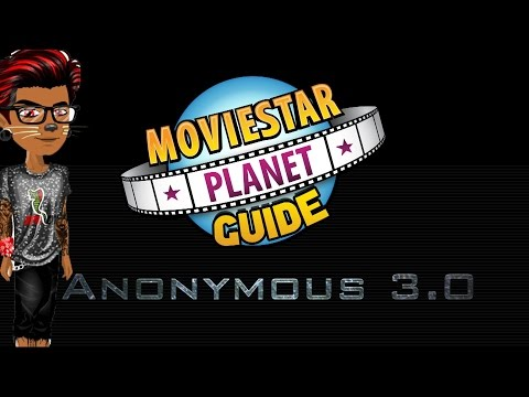 MSP SERIES TRAILER | ANONYMOUS v3.0