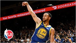Steph Curry scores 40 in Warriors' win vs. Cavs | NBA Highlights