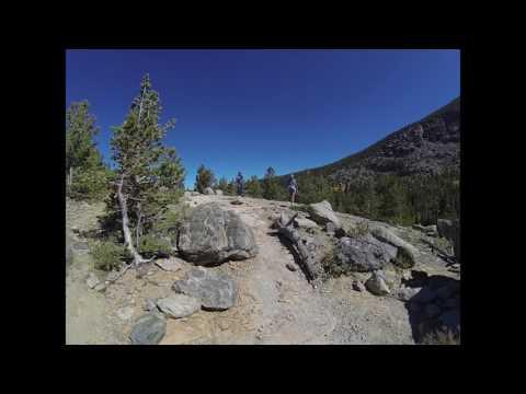 Trail of Highways™ Glacier Gorge Trail Hike to Mills Lake on to Bear Lake 9 20 15 Sq  13