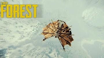 RICHTIG GLEITER FLIEGEN! - The Forest Tutorial (V.1.10)