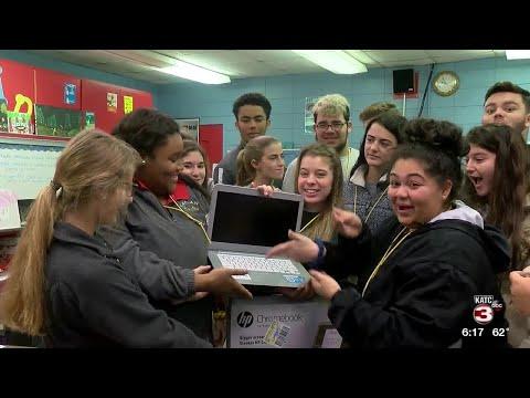 Tools for School: Kaplan High School