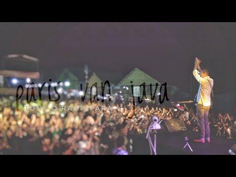 TONY Q RASTAFARA (Paris van java) LIVE BANDUNG 2017