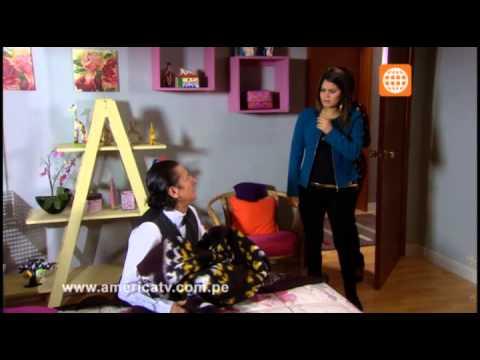 Fernanda se entera que La Monsefuana está ocupando su cuarto