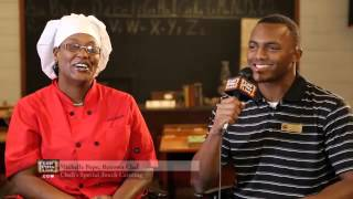 Michelle Pope, Renown Chef, Chell's Special Touch Catering on Lee Pitts Live on FOX 4