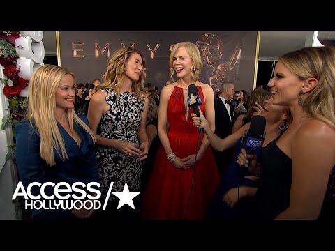 Reese Witherspoon, Laura Dern & Nicole Kidman Discuss