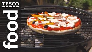 How To Cook Pizza On The Bbq | Tesco Food