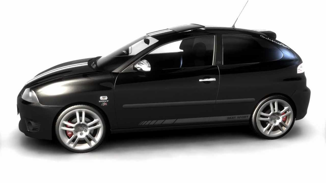 seat ibiza fr 2008 360 degrees youtube. Black Bedroom Furniture Sets. Home Design Ideas