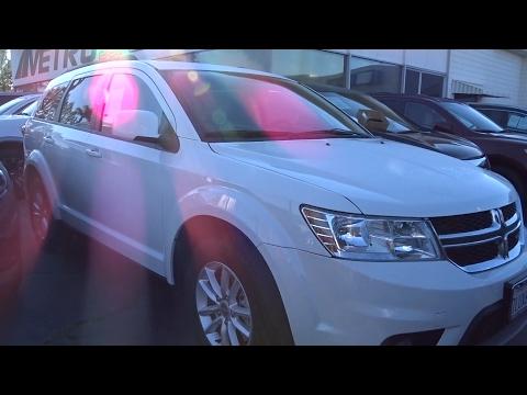 2015 Dodge Journey San Bernardino, Fontana, Riverside, Palm Springs, Inland Empire, CA P8981R