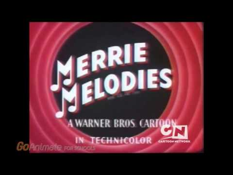 Herr Meets Hare 1945 Opening and Ending with 2008 CN Logo