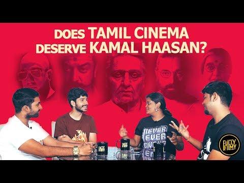 Does Tamil cinema deserve Kamal Haasan?   Fully Filmy Mind Voice