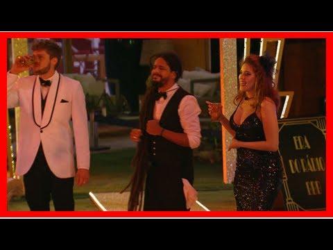 Ana Clara, Viegas e Breno observam Kaysar no karaokê| BBB18 Notícias 24 horas ao vivo