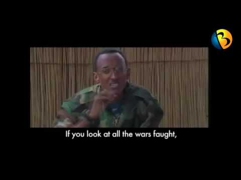 Paul Kagame admits the charges of genocide on Hutu refugees in Congo
