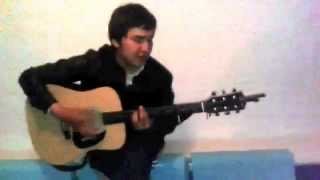 Про молодого наркомана на гитаре