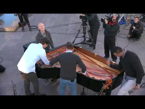 Face To Face With The Piano Guys - What Makes You Beautiful