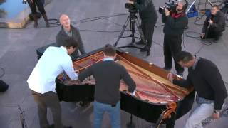 Face to Face with the Piano Guys What Makes