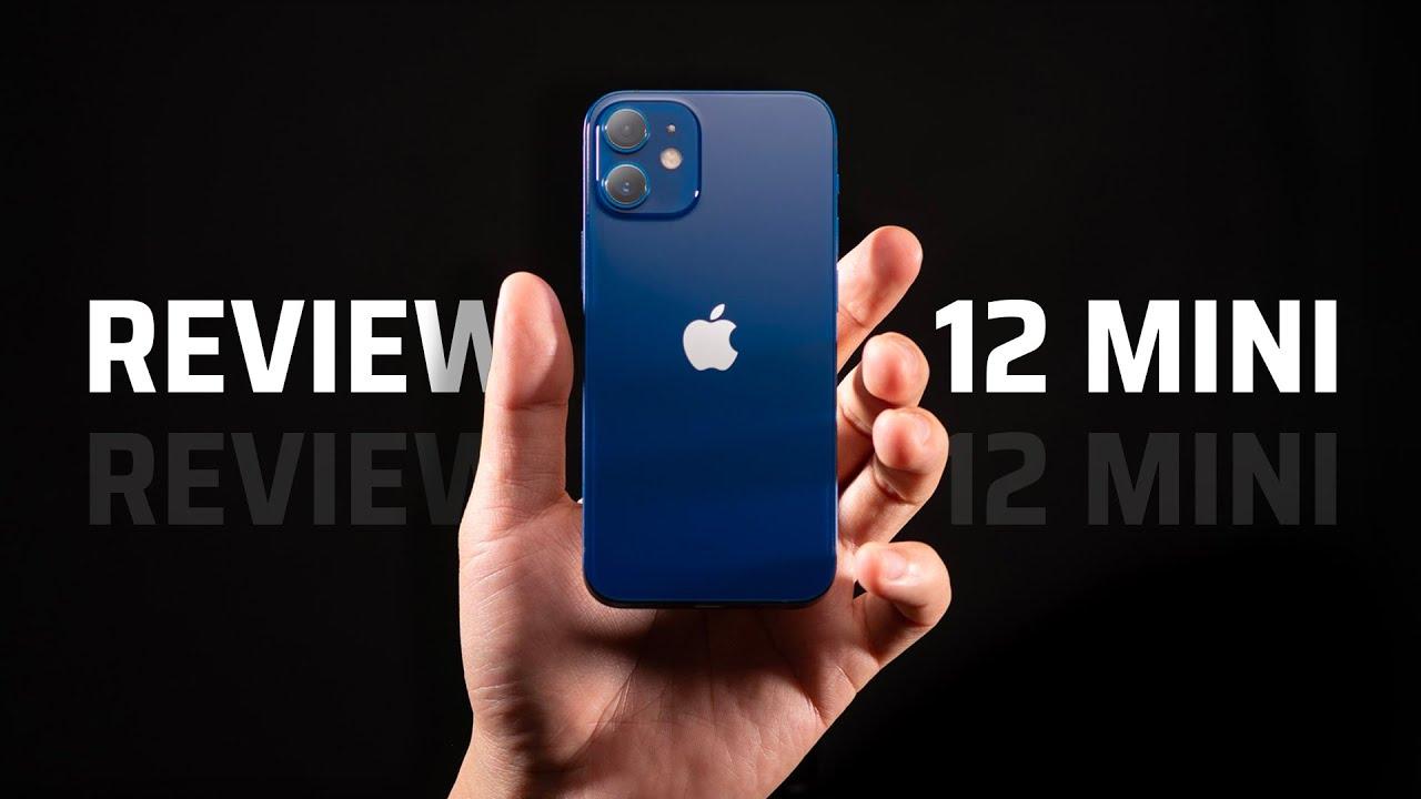 Đánh giá iPhone 12 Mini