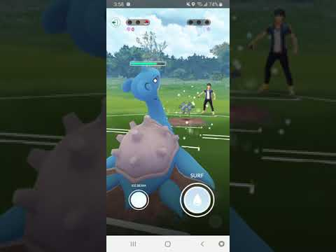 Some Tempest Cup Practice Vs Jimmabanks #PVP #PokemonGo #TempestCup