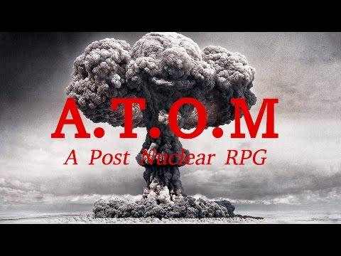 A.T.O.M - A Post Nuclear RPG