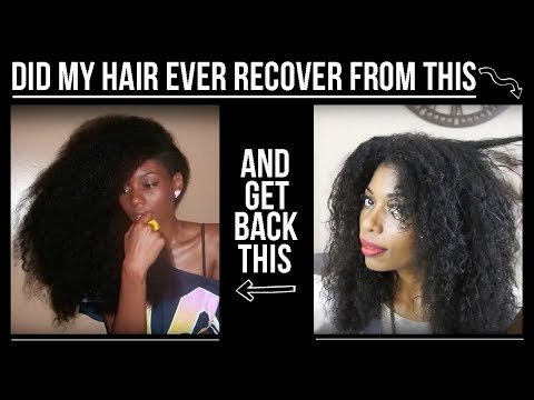 Did My Natural Hair Texture Fully Come Back After Big Chop #2?