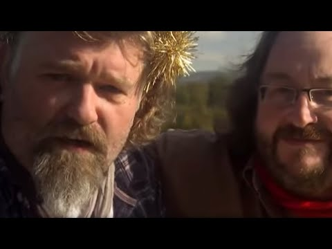 Christmas Panna Cotta - The Hairy Bikers' Twelve Days Of Christmas - BBC