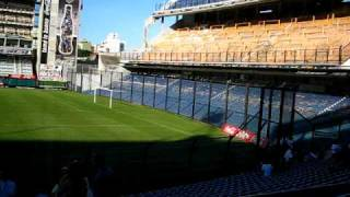 La Bombonera Estadio Alberto J. Armando