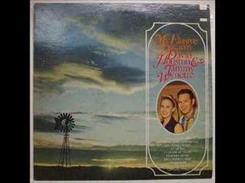 Tammy Wynette & David Houston-It's All Over