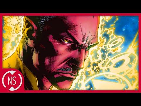 The Secret Reason Why SINESTRO is Left-Handed! (Green Lantern) || NerdSync