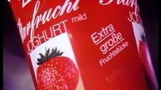 Werbespot Zott Starfrucht Joghurt.