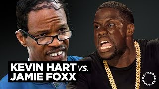 Kevin Hart Vs. Jamie Foxx Roast Battle