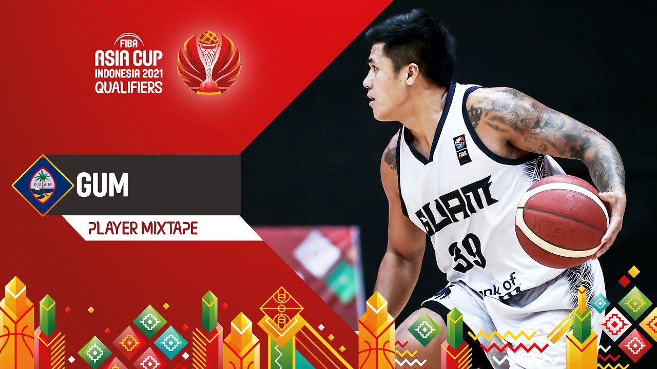 Jericho Cruz erupts for 24 points vs Hong Kong! | FIBA Asia Cup 2021 Qualifiers