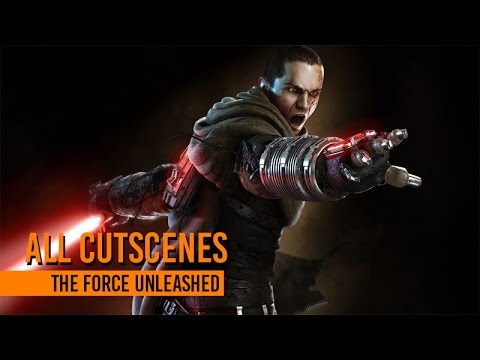 Star Wars: The Force Unleashed | The Movie (All Cutscenes Only) 1080p HD