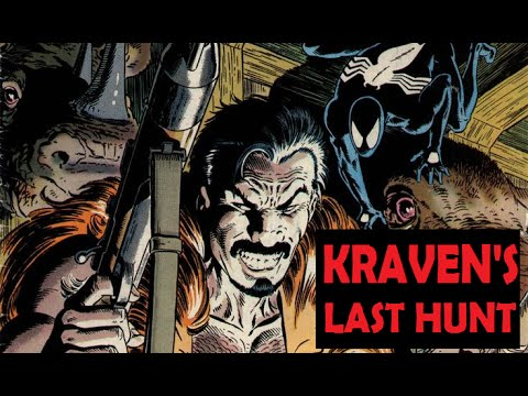 Spider man Kraven's Last Hunt Animated Full Extended Cut Motion Comic