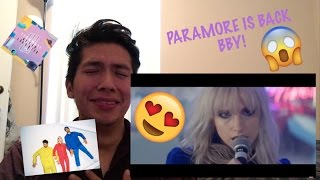 Paramore - Hard Times Music Video | REACTION! OMG!