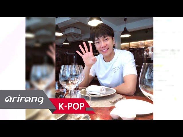 [Showbiz Korea] Today's StarPic! Jang Heejin(장희진) & Lee Seunggi(이승기)