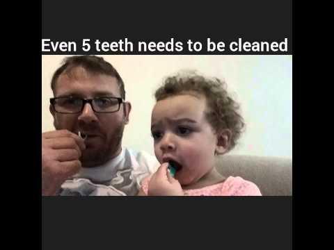 5 Little, Clean Teeth
