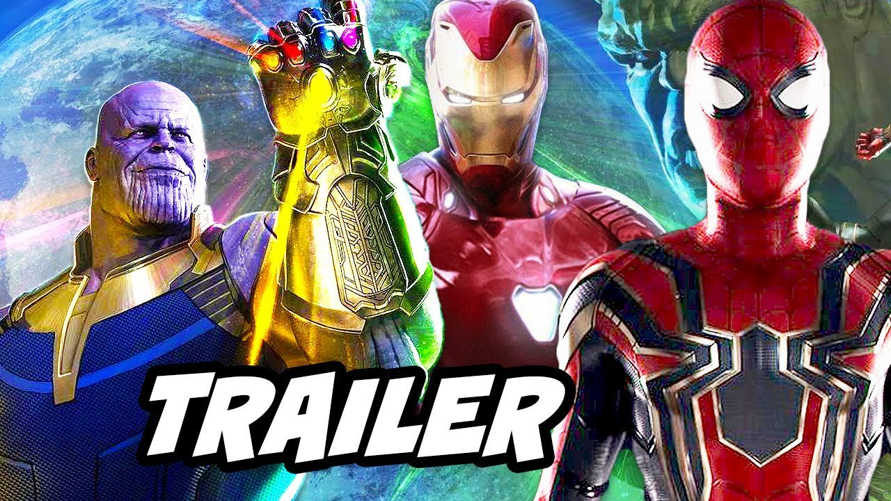 Avengers Infinity War Trailer Footage Breakdown and Easter Eggs