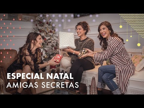 AMIGAS SECRETAS & GIVEAWAY NATAL | Love the Hair