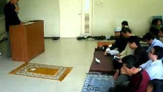 Menikmati Sholat Idul Fitri 1432 H di Jepang