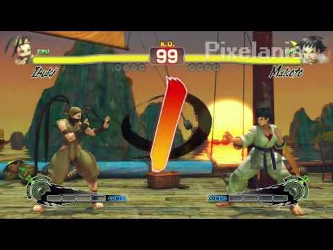 Super Street Fighter IV Reseña - Pixelania