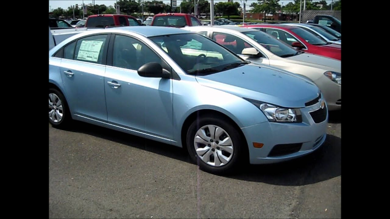 Superior 2012 Chevrolet Cruze LS   YouTube