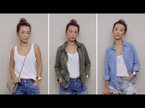 Andrea Chong's Casual Everyday Lookbook