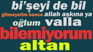 Farazi V Kayra -Bilemiyorum Altan ( Skit )